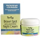 Reviva Labs Brown Spot Skin Lightening Night Cream