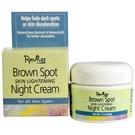 Reviva Labs Brown Spot Skin Lightening Night Cream