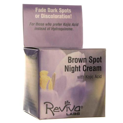 Brown Spot Night Cream with Kojic Acid