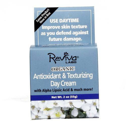 Organic Antioxidant and Texturizing Day Cream