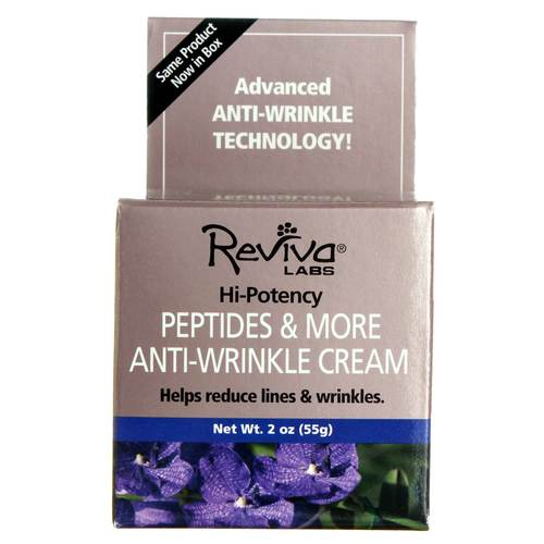 Peptides & More Anti-Wrinkle Cream