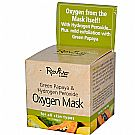 Reviva Labs Green Papaya & Hydrogen Peroxide Oxygen Mask