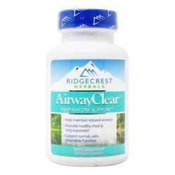 Ridgecrest Herbals Airway Clear