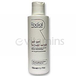 Rodial Jet Set Travel Wash