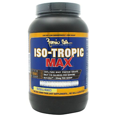 Ronnie Coleman Signature Series Iso-Tropic Max - 3.5 lbs