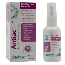 Salcura Naturals Antiac Acne Clearing Spray