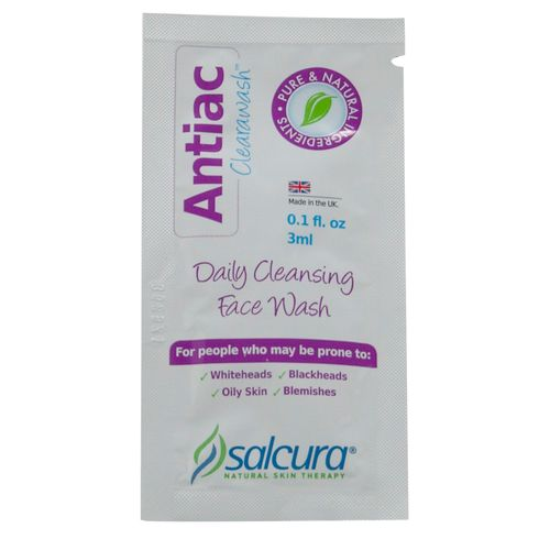 Antiac Acne Clearing Wash