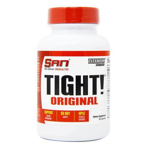 San Nutrition Tight  - 60 Capsules - 10247_front2019.jpg