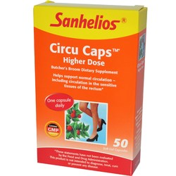 Sanhelios Circu Caps - Higher Dose