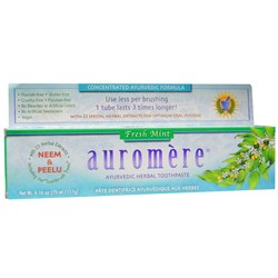 Savesta Auromere Herbal Toothpaste - Fresh Mint