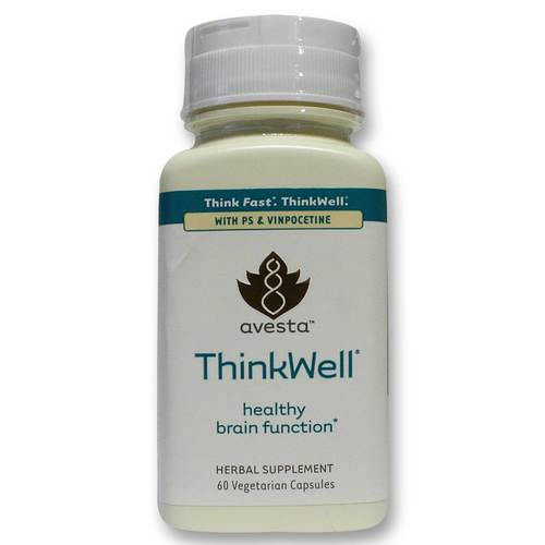 Savesta ThinkWell  - 60 VCapsules - 11092010_3.jpg