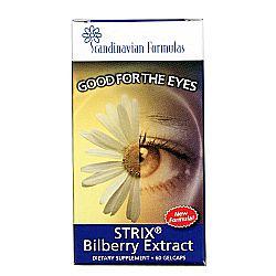 Scandinavian Formulas Strix Bilberry Extract