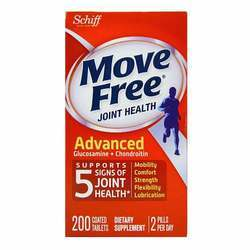 Schiff Move Free Joint Health Advanced Glucosamine and Chondroitin