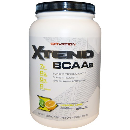 Scivation XTEND Lemon Lime Sour - 44 oz - 20528_1.jpg