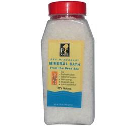 Sea Minerals Dead Sea Mineral Bath