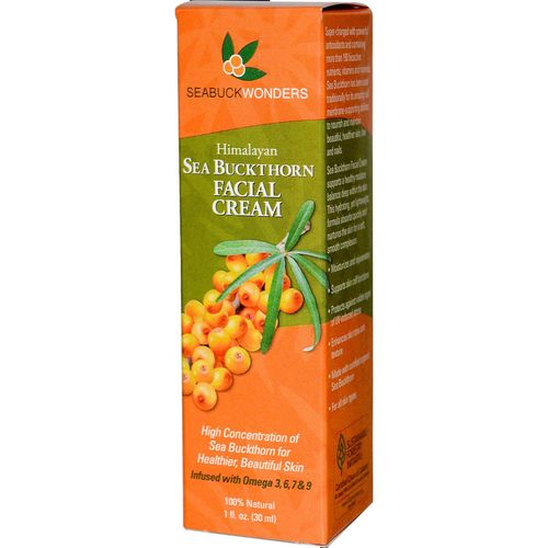 Himalayan Sea Buckthorn Facial Cream