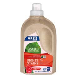 Seventh Generation Natural 4X Laundry Detergent
