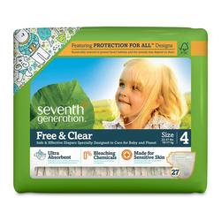 Seventh Generation Free and Clear Diapers