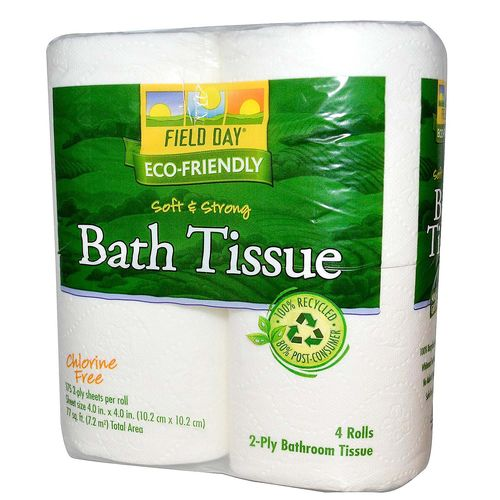 Bathroom Tissue 2-Ply
