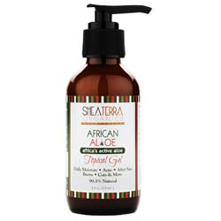 Shea Terra Organics Cape Aloe Topical Healing Gel