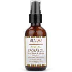 Shea Terra Organics Pure African Baobab Oil