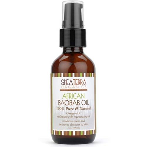 Pure African Baobab Oil