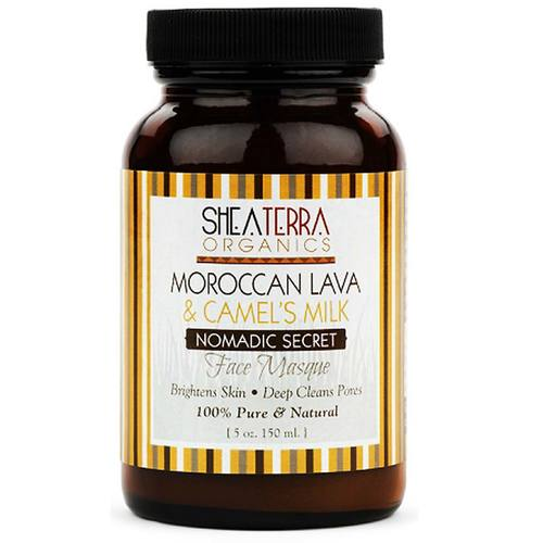 Moroccan Lava & Camel's Milk Softening Facial Masque (5 Oz.)