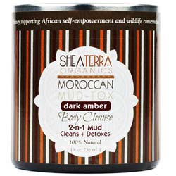Shea Terra Organics Moroccan Mud-Tox