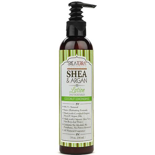 Shea and Argan Body Lotion