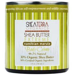 Shea Terra Organics 30- Shea Butter Creme