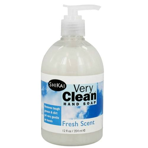 Very Clean Hand Soap Fresh Scent