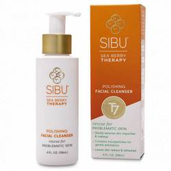 Sibu Beauty Sea Berry Therapy Polishing Facial Cleanser
