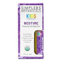 Simplers Botanicals Kids Therapy Bedtime Essential Oil Roll-On