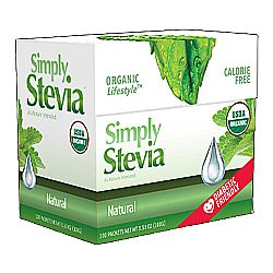 Simply Stevia Stevia Packets