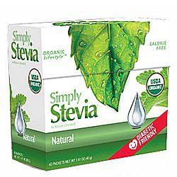 Simply Stevia Stevia Packets