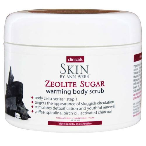 Zeolite Sugar Warming Body Scrub