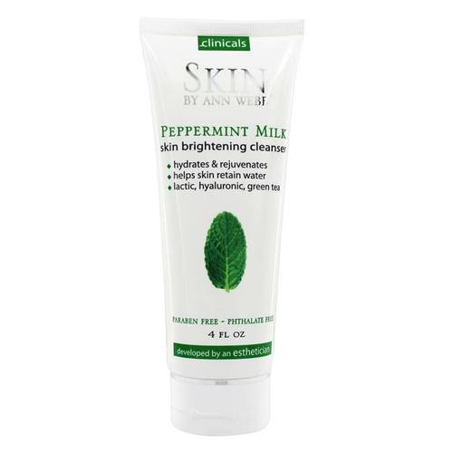 Peppermint Milk Skin Brightening Cleanser