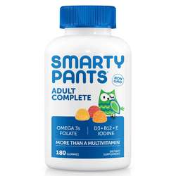 SmartyPants Vitamins Adult Complete