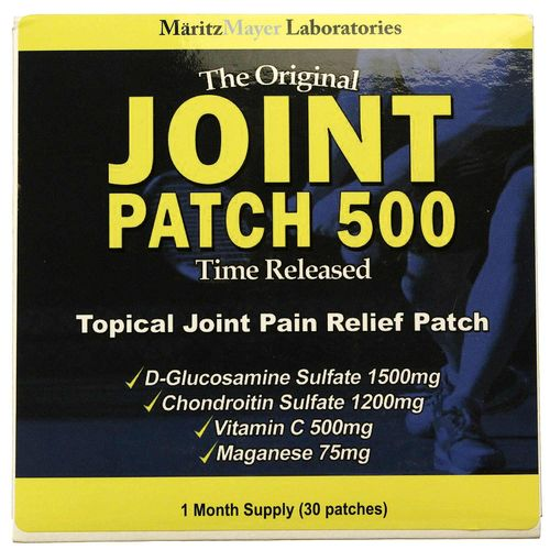 Advanced Joint Patch-CR