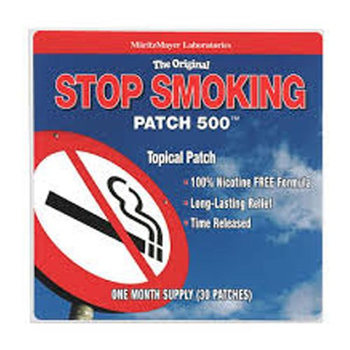 Stop Smoking Patch 500