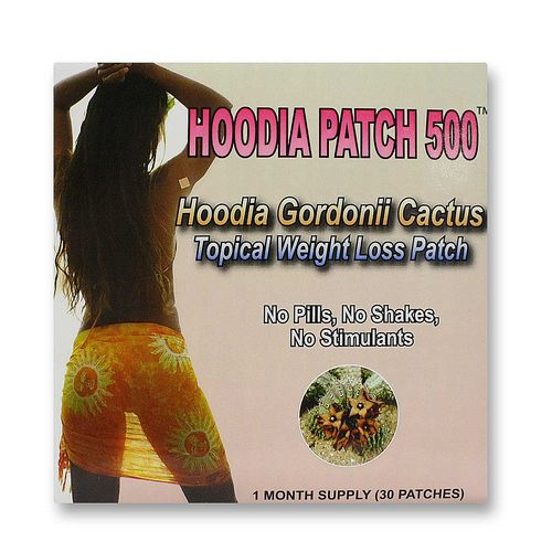 The Original Hoodia Patch 500