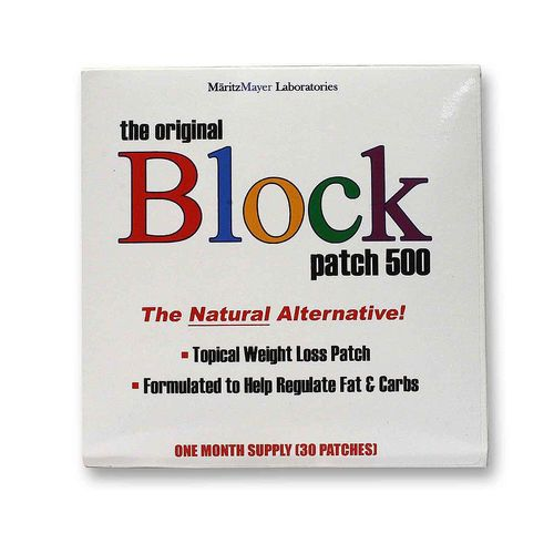 Block Patch 500