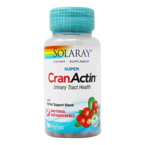 Solaray CranActin Super - 60 VegCaps - 117_front2020good.jpg