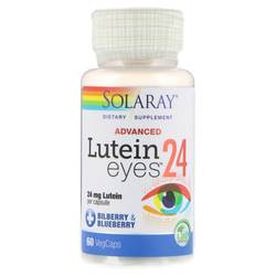 Solaray Lutein Eyes Advanced