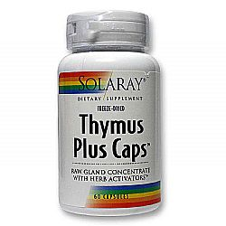 Solaray Thymus Plus Caps