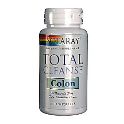 Solaray Total Cleanse Colon