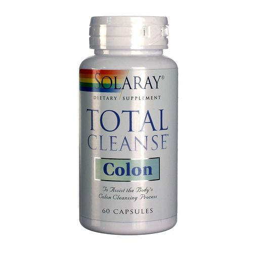 Solaray Total Cleanse Colon - 60 Capsules - 20120801_134.jpg