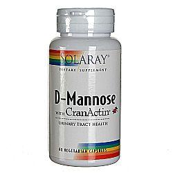 Solaray D-Mannose w/CranActin