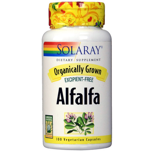 Organically Grown Alfalfa