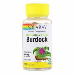Solaray Burdock Root